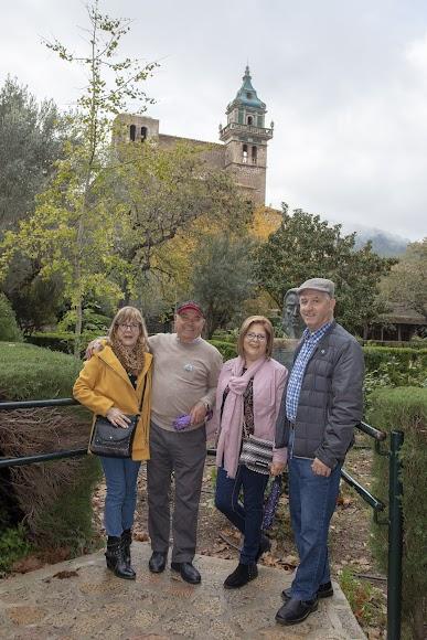 Excursión a Valldemossa.