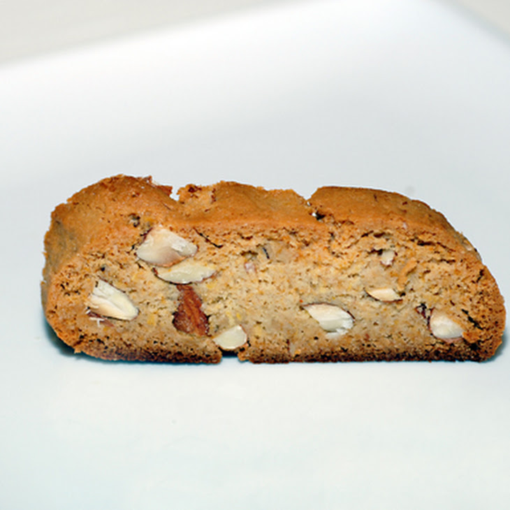 Lemon Almond Biscotti Recipe