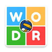 Word Search - Volleyball Game