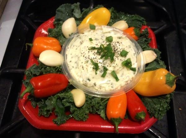 Garlic Cracked Pepper & Chive Butter Recipe