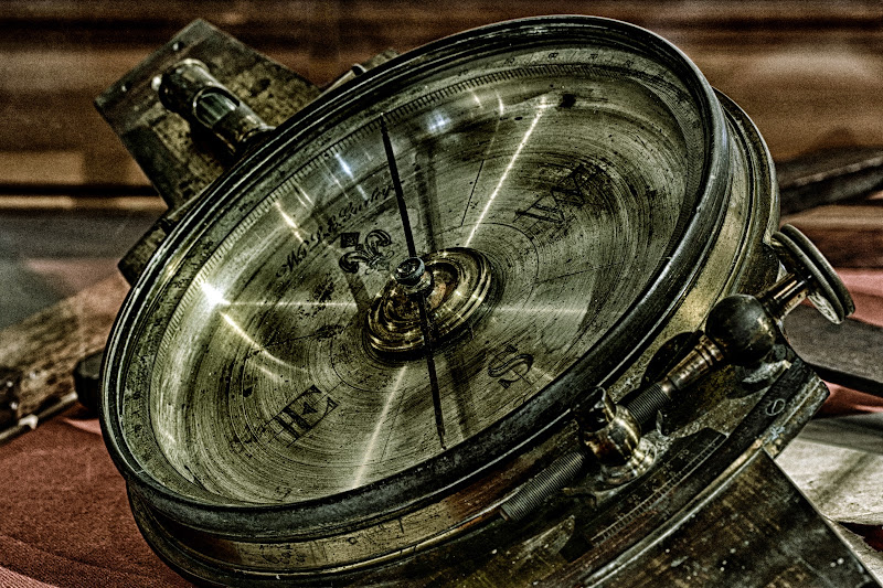 Vintage compass  di Abbey
