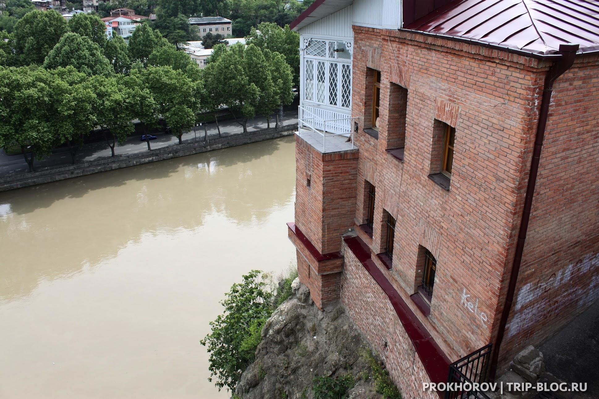 отель Metekhi's Galavani