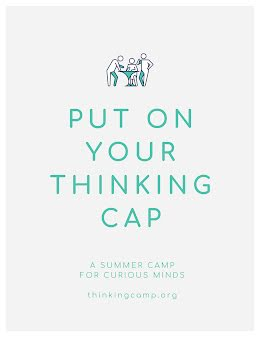 Put On Your Thinking Cap - Poster item