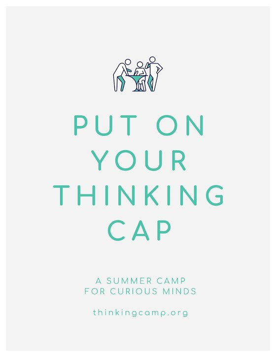 Put On Your Thinking Cap - Flyer Template