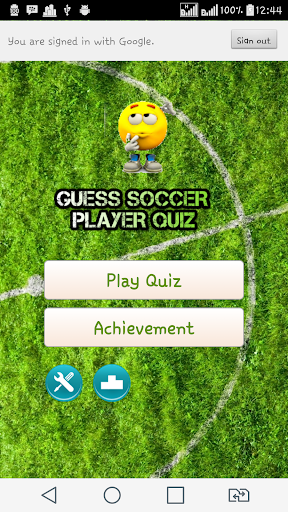 Guess Soccer Players Quiz