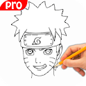 Learn Drawing Pro icon