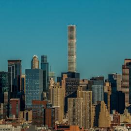 NYC Skyline by Werner Ennesser - Buildings & Architecture Architectural Detail ( nyc skyline )