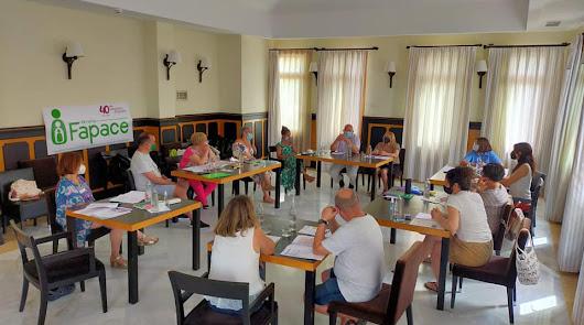 Reunión de la Junta Directiva de FAPACE.