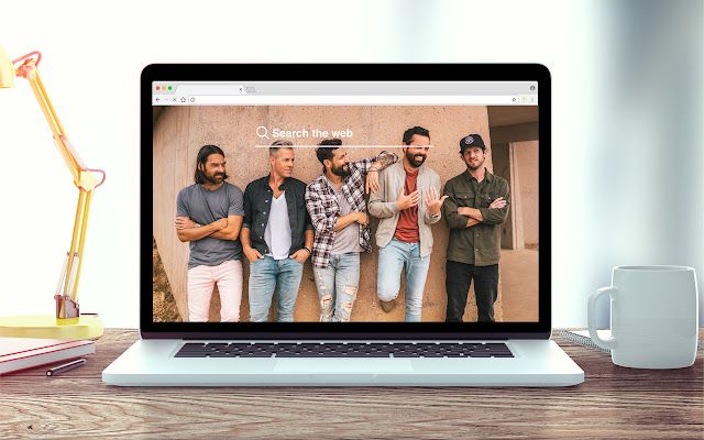 Old Dominion New Tab Music Theme