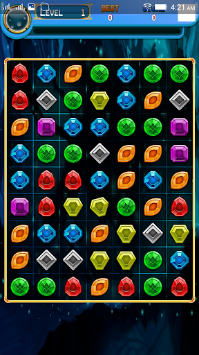 Jewelish Quest v1.0 [Unlocked] Apk