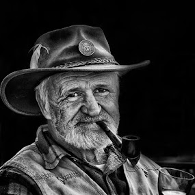 by Jasna Petrovic-Zivkovic - People Portraits of Men