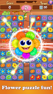 Blossom Crush v1.1 (Mod)