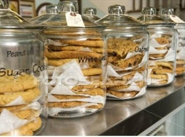Cracked Sugar Cookies Ala Tall Oaks Inn