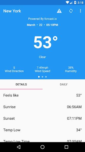 免費下載天氣APP|Lucid Weather Beta app開箱文|APP開箱王