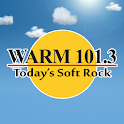 WARM 101.3 icon