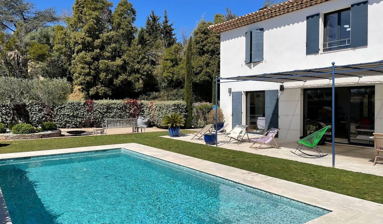 Maison avec piscine et terrasse La Croix-Valmer
