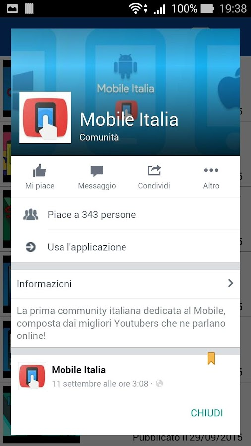 Mobile Italia - Android Apps on Google Play
