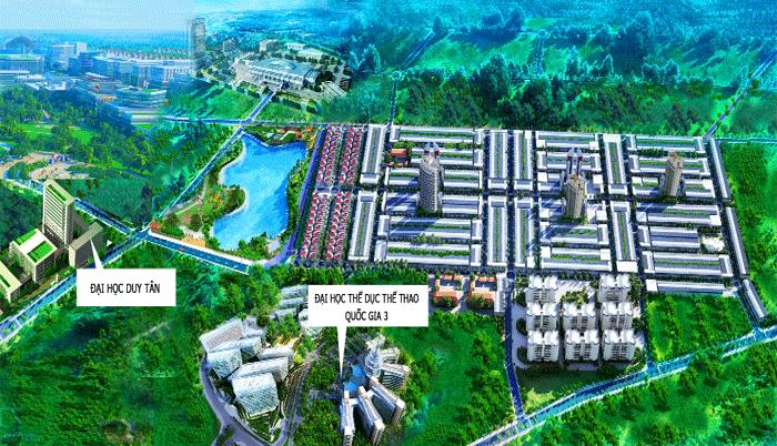 Thông tin về dự án khu đô thị yên thế bắc sơn Đà Nẵng