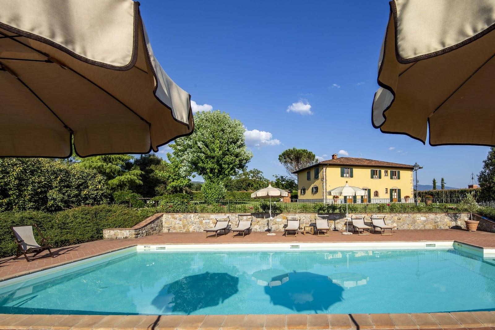 Villa Stefano_Bibbiena_4