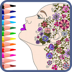 mandala coloring book for adults - Coloring Book App For Adults