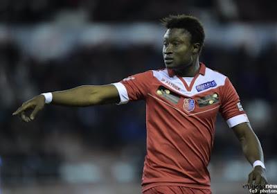 """Elimane Coulibaly: """"L'arbitre me cherchait déjà dans le tunnel"""""""
