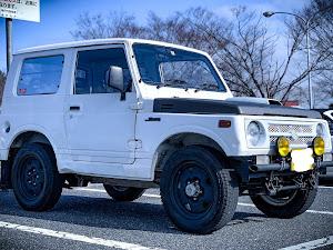 ジムニー JA11V ja11のカスタム事例画像 KOMATSUさんの2019年01月08日20:23の投稿