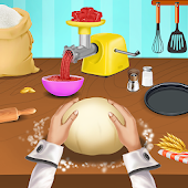 Mom's Cooking Frenzy: Street Food Restaurant Android APK Download Free By Mini Gamers Club