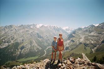 Photo: Altyn-Beshik, view to Karagoy
