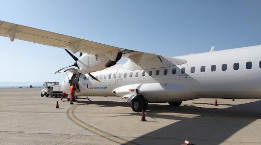 Habrá vuelos entre Almería y Sevilla los domingos todo el verano