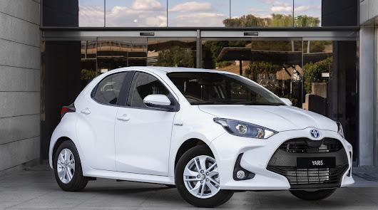 La nueva versión comercial del  Toyota Yaris Eléctrico Híbrido