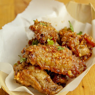 Fish Sauce Wings Pok Pok Wings.