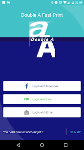 Double A Fastprint 5.8.0 Mod APK Download 1