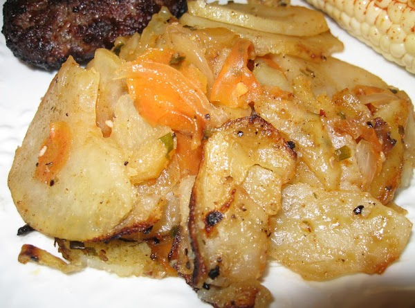 Mesquite Potatoes, Millie's Recipe