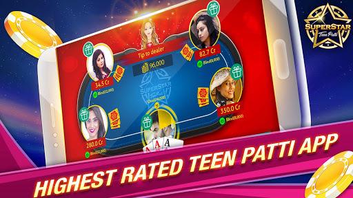 Teen Patti Online: 3 Patti Indian Poker Superstar  screenshots EasyGameCheats.pro 2