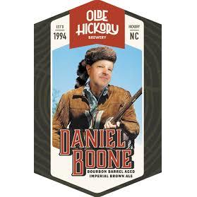 Logo of Olde Hickory Daniel Boone