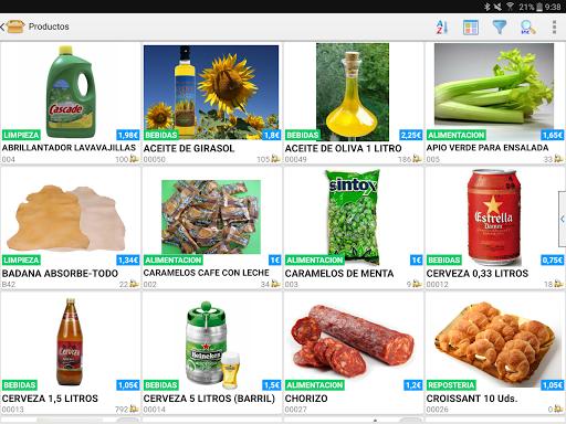 iGes: capturas de pantalla simples de facturación 10