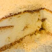 Chocolate Chip Biscotti Cheesecake