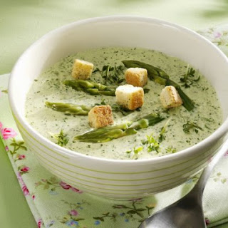 Creamy Asparagus Veloute