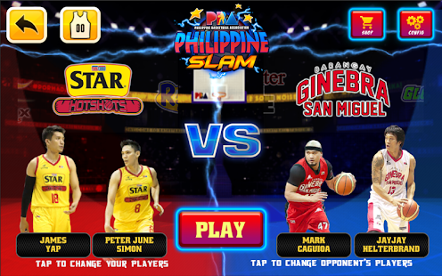 Philippine Slam! - Basketball- screenshot thumbnail