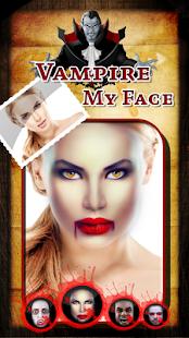 Vampire Face Maker - náhled