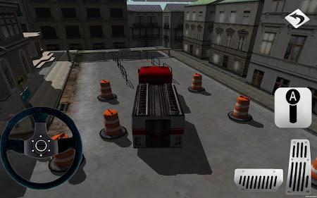Fire Truck Parking 3D 3.0 screenshot 1113958