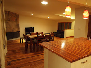 Photo: Kitchen and Dining/Living Room (after - additional)