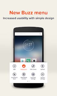 Buzz Launcher-Smart&Free Theme Screenshot 1