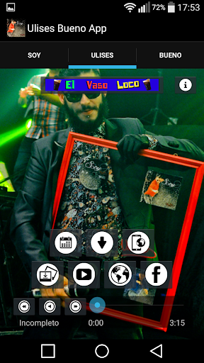 Ulises Bueno App - Soy