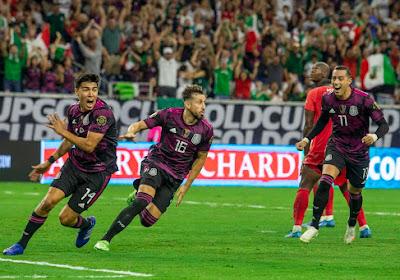🎥 Gold Cup : Le Mexique vient à bout difficilement du Canada et rejoint les États-Unis en finale