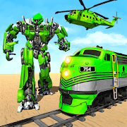 Grand Train Robot Transformation