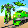 Grand Train Robot Transformation