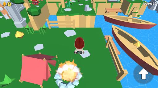 Télécharger Super Land Adventure 3D - 3D Platformer APK MOD (Astuce) screenshots 1
