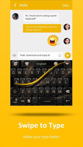 GO Keyboard - Emoji, Sticker screenshot 6