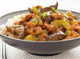 Sichuan Stir-Fried Pork in Garlic Sauce Recipe
